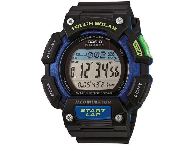 4c2ae8ab3ce Relógio Masculino Casio Digital - STL-S110H-1BDF - Relógio Masculino ...
