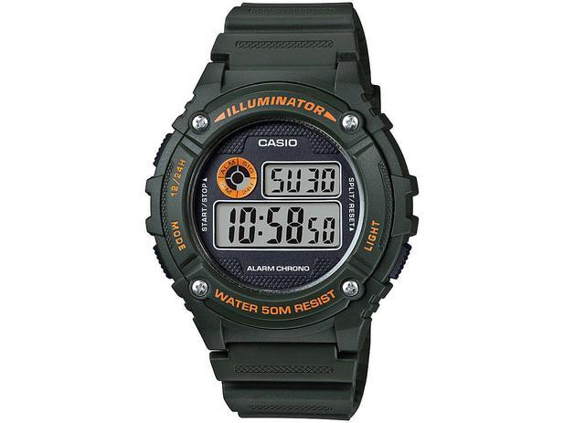 ee0f4cb229d Relógio Masculino Casio Digital - W-216H-3BVDF - Relógio Masculino ...