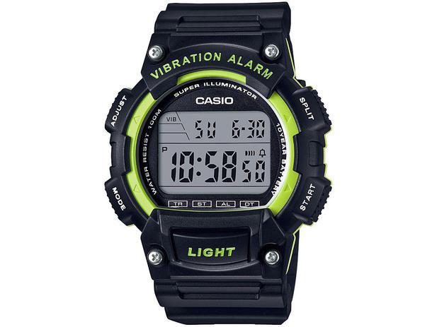 Relógio Masculino Casio Digital - W-736H-3AVDF - Relógio Masculino ... b9f8b26d2d
