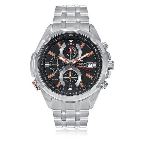 a87d4345539 Relógio Masculino Casio Edifice Analógico 97010G0CENA2 Aço - Seculus ...