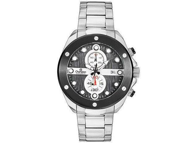 4ec3395bf40 Relógio Masculino Champion Analógico - CA 30329 T - Relógio ...