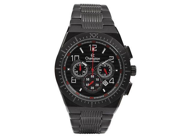 495ca89587d Relógio Masculino Champion Analógico - CA 30749 P - Relógio ...