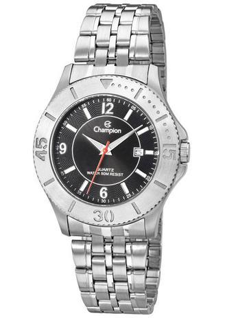 36b04b3e8e4 Relógio Masculino Champion Prata CA30178T - Relógio Masculino ...