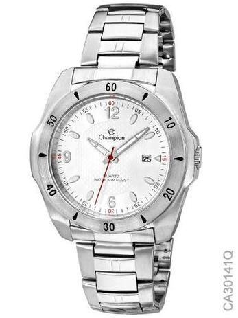 c3258db2915 Relógio Masculino Champion Prateado Ca30141q - Relógio Masculino ...