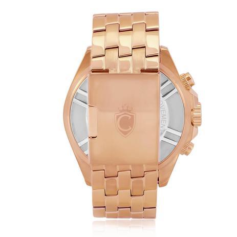 34f05e9d6b7 Relógio Masculino Constantim Navitimer CT-02 REF ZW30198R Rose Brown ...