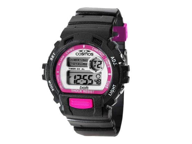 62b4f49f2ae Relógio Masculino Cosmos Digital - OS41379K - Relógio Masculino ...