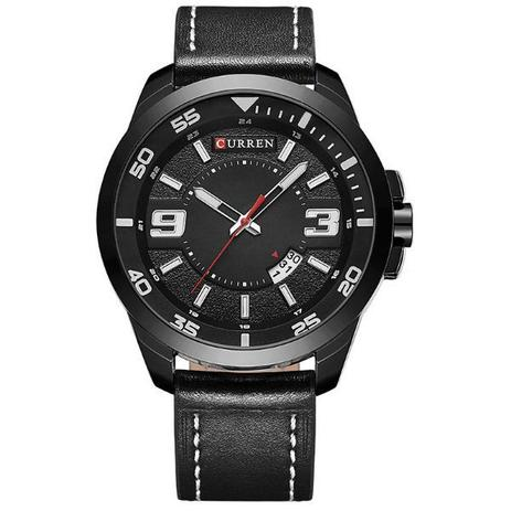 bf79c0e3c640e Relógio Masculino Curren Analógico 8213 Preto - Relógio Masculino ...