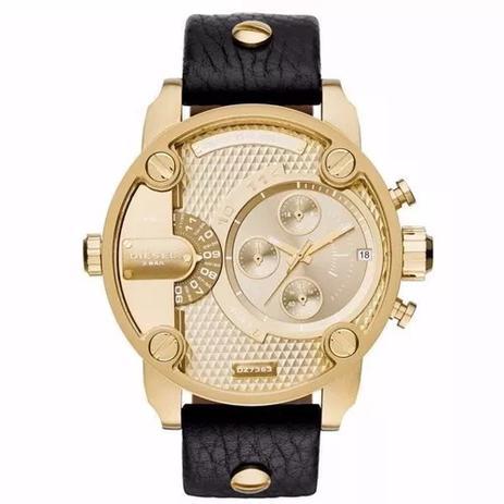 8f4a8b07496 Relógio Masculino Diesel Dz7363 0dn 53mm Dourado - Relógio Masculino ...