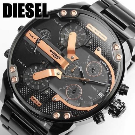 ce7ee117e Relógio Masculino Diesel Preto Original Dz7312 - Relógio Masculino ...