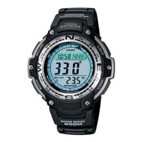 a6fa11dff3b Relógio Masculino Digital Casio SGW-100-1VDF - Preto - Relógio ...