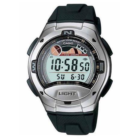 0794b1df3ba Relógio Masculino Digital Casio Standard W-753-1AVDF - Preto - Casio ...