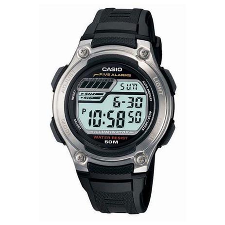 f7242072d6f9b Relógio Masculino Digital Casio W-212H-1AVDF - Preto - Casio ...