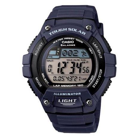 98f0db38ec6 Relógio Masculino Digital Casio W-S220-2AVDF - Azul - Casio ...