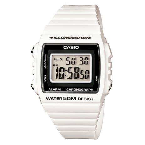 d65b42bd877 Relógio Masculino Digital Casio W215H7AVDF - Branco - Casio ...