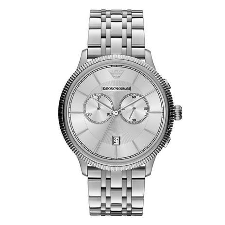 3b11393b2ed Relógio Masculino Emporio Armani Analógico AR1796 1KN Aço ...