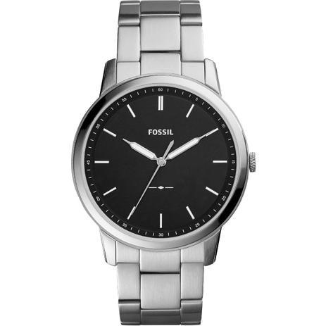 Relógio Masculino Fossil FS5307 1PN 44mm Aço Prata - Relógio ... a41771d127