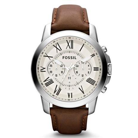 20bfc15f48253 Relógio Masculino Fossil Grant FFS4735 Z - Relógio Masculino ...