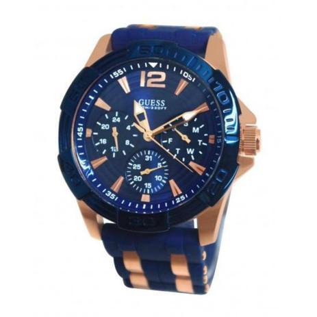 b351ed3a69d Relógio Masculino Guess Modelo U0366G4 A prova d água - Relógio ...