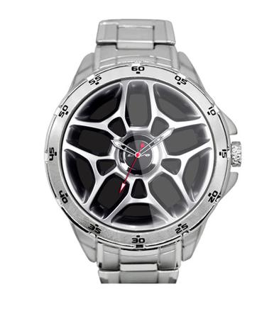 34ff34c254e Relógio Masculino Imagem Roda Bravo Wolverine 5776 - Neka - Relógio ...