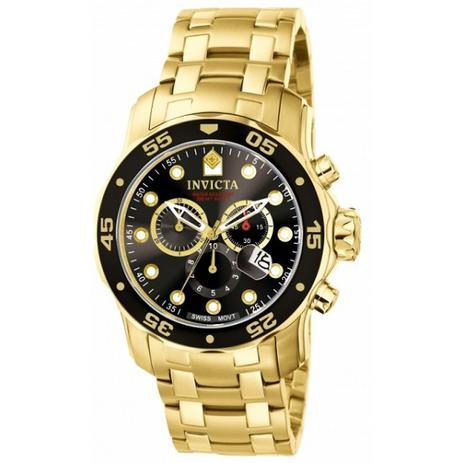 3462a809991 Relógio Masculino Invicta Pro Diver 0072 - Relógio Masculino ...