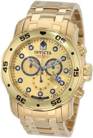 250e9d2f2d9 Relógio Masculino Invicta Pro Diver 0074 - Relógio Masculino ...