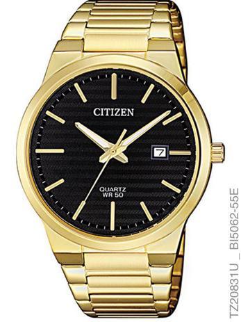 7b82d767bdc Relogio Masculino Luxo Citizen TZ20831U Dourado - Relógio Masculino ...