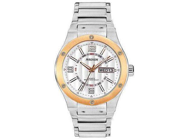 Relógio Masculino Magnum Analógico - MA 32327 Z - Relógio Masculino ... 8f8a23120a