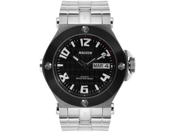 760c32dcb20 Relógio Masculino Magnum Analógico - MA32265T - Relógio Masculino ...
