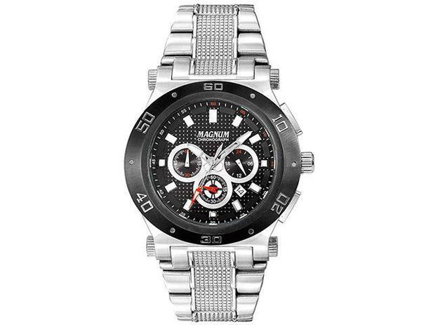 dcf9afd4519 Relógio Masculino Magnum Analógico - Resistente à Água Cronógrafo MA 32050 T