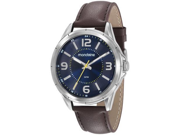 Relógio Masculino Mondaine Analógico - 53700G0MGNH2 - Relógio ... 194c1d418c