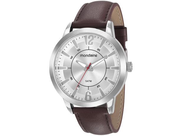 Relógio Masculino Mondaine Analógico - 53701G0MGNH2 - Relógio ... c333c1d3ac