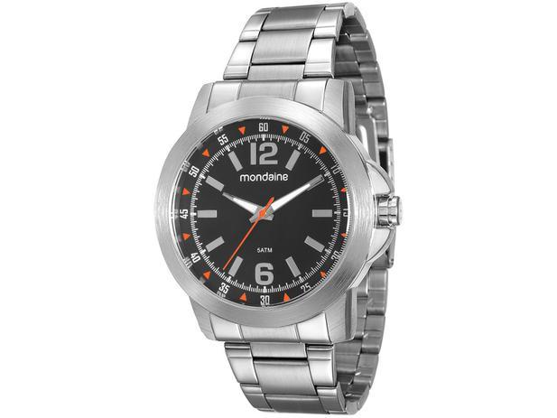 1a2684daddb Relógio Masculino Mondaine Analógico - Street 94933G0MKNE1 - Relógio ...