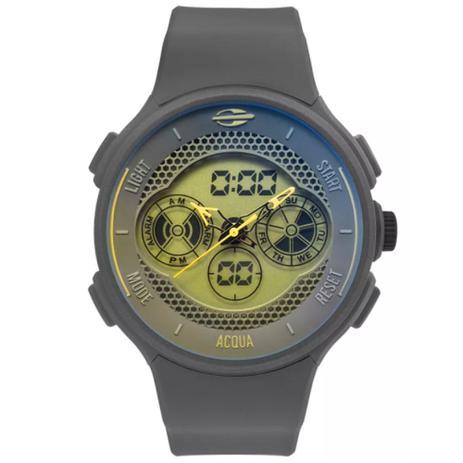 Relógio Masculino Mormaii Action MO1608C 8A Cinza - Relógio ... a7a1f6dca7