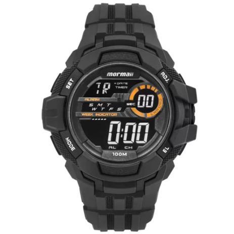 9b475118b28 Relógio Masculino Mormaii Action MO82011AA 8L Preto - Relógio ...