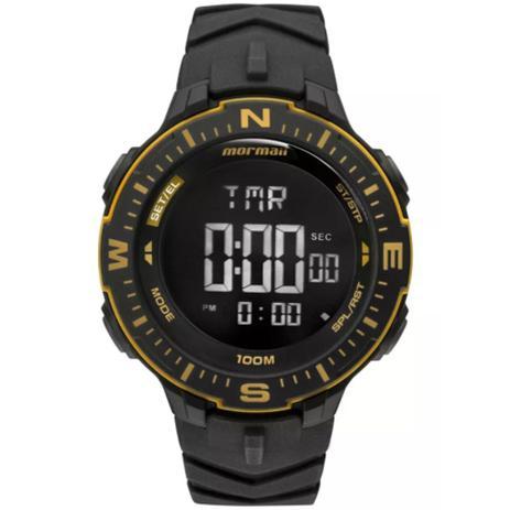 d02519b5815 Relógio Masculino Mormaii Action MONK005 8D Preto - Relógio ...