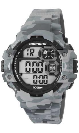 e4504acf21a Relógio Masculino Mormaii Digital Casual MO13609A 8C - Relógio ...