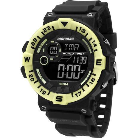 89213078a2b Relógio Masculino Mormaii Digital Esportivo Mom1131b 8p - Technos ...
