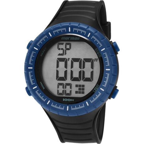 6145183f3ae Relógio Masculino Mormaii Digital Esportivo Moy1554 8a Preto ...