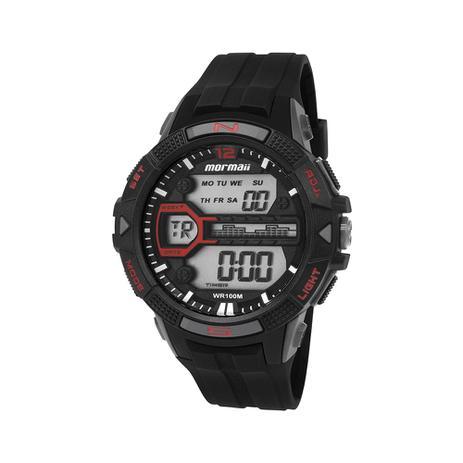 38ad99e11bb Relógio Masculino Mormaii Esportivo Digital MO5000 8R - Relógio ...
