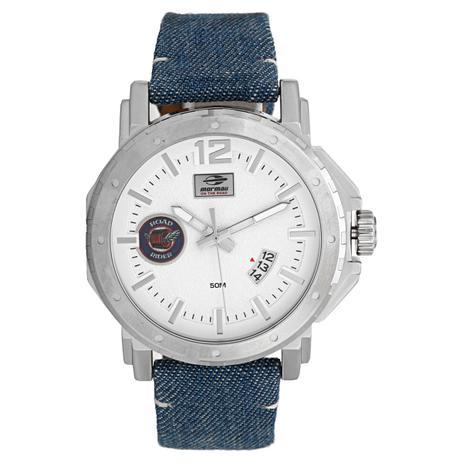 0a48ab7be46 Relógio Masculino Mormaii MO2315AAS 3K Prata - Relógio Masculino ...