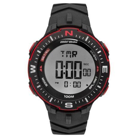 02aab90a59e68 Relógio Masculino Mormaii MONK006 8R Preto - Relógio Masculino ...