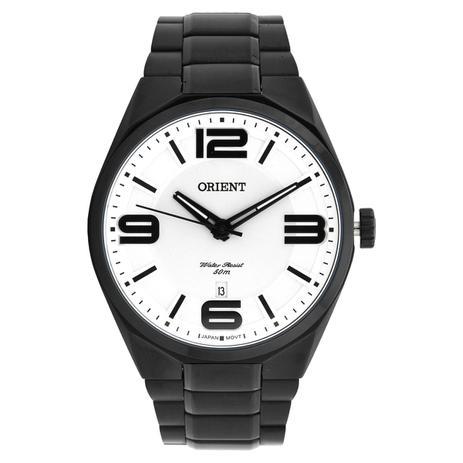 f2d363e4f0439 Relógio Masculino Orient Analógico MPSS1002-S2PX - Preto - Relógio ...