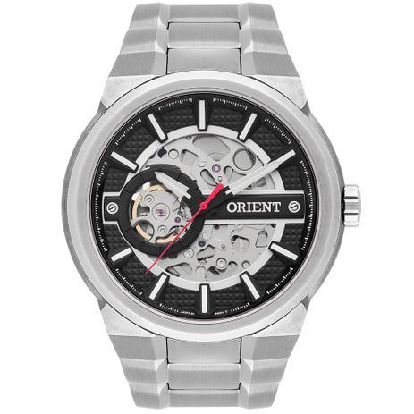 1e51ba697ca6e Relógio Masculino Orient Automático NH7SS002 Preto - Relógio ...