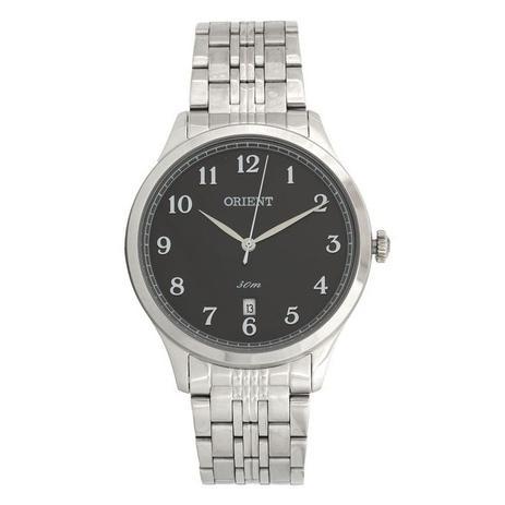 6caa8e357 Relógio Masculino Orient Mbss1311 G2sx Prata - Relógio Masculino ...