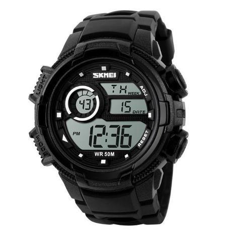 e746f39483e Relógio Masculino Skmei Digital 1113 Preto - Relógio Masculino ...