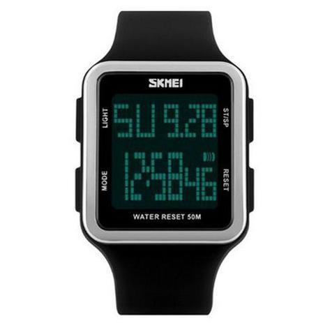 ef6cf28d89e Relógio Masculino Skmei Digital 1139 Preto - Relógio Masculino ...