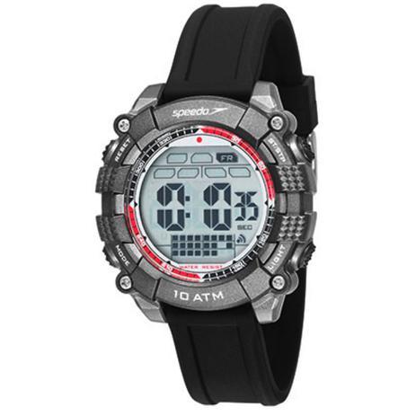 821df0b0fe4 Relógio Masculino Speedo Digital 80639G0EVNP1 - Preto - Relógio ...