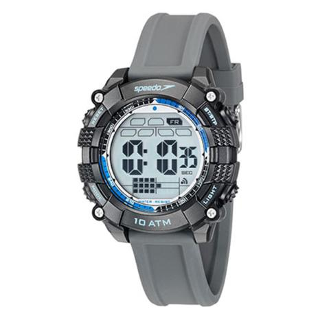 b6ae0320526 Relógio Masculino Speedo Digital 80639G0EVNP2 - Preto Cinza ...