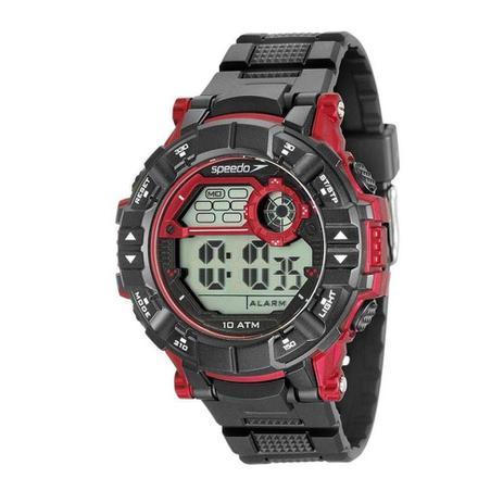 a5fd9be50dd Relógio Masculino Speedo Esportivo 80628g0evnp2 - Preto - Relógio ...