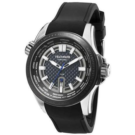 06a503bf809 Relógio Masculino Technos Analógico Casual 2115knt8k - Relógio ...